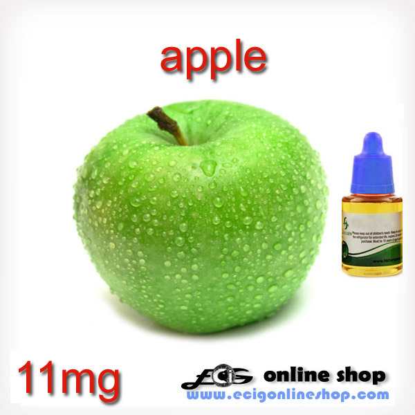 30ml HS e-juice,e-liquid-apple 11mg