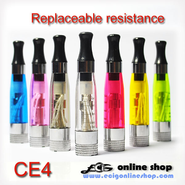 CE4 crystal cartomizer (detachable coil) X 5