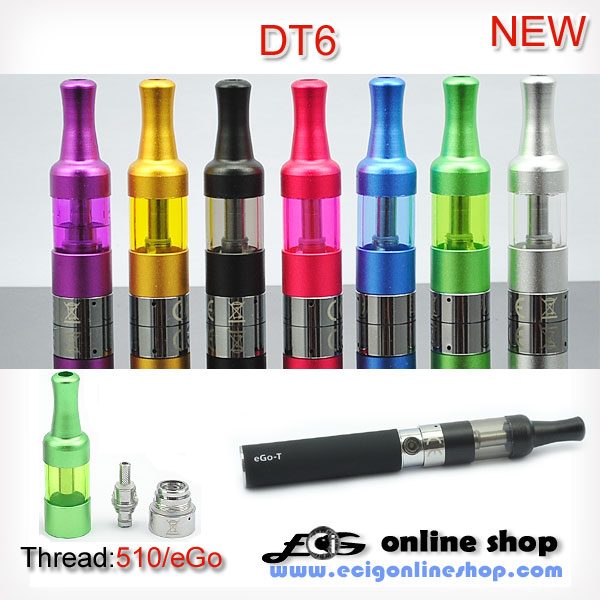 DT6 crystal cartomizer Bottom Coil free shipping