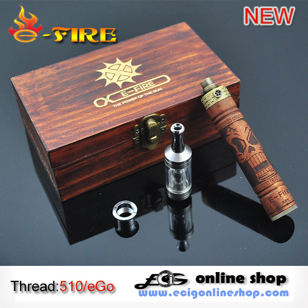 E-FIRE e cigarette kits free shipping