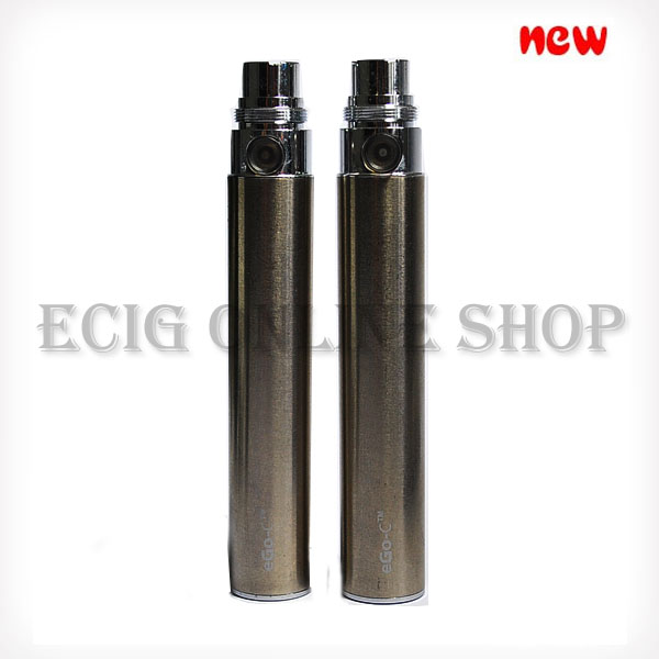 E Cigarette Ego C manual battery 1100mah free shipping