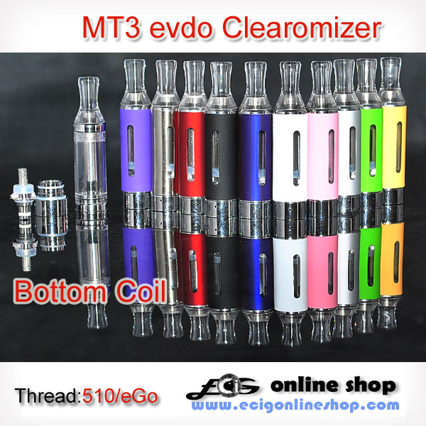 MT3 Clearomizer EVOD BCC Atomizer X5