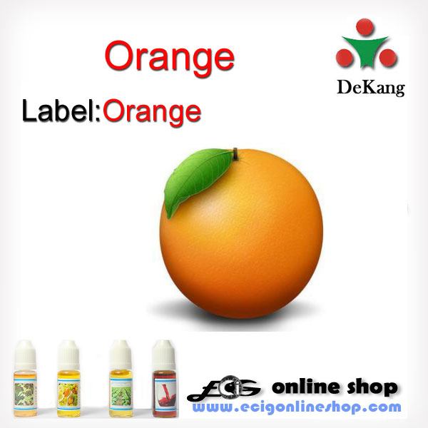 10ml Dekang e-juice,e-liquid-orange 11mg