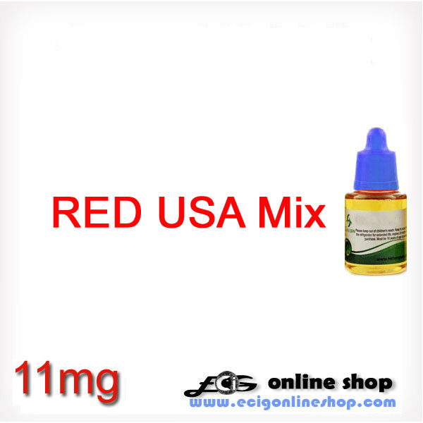 30ml HS e-juice,e-liquid-Red USA Mix (Red Marl)11mg