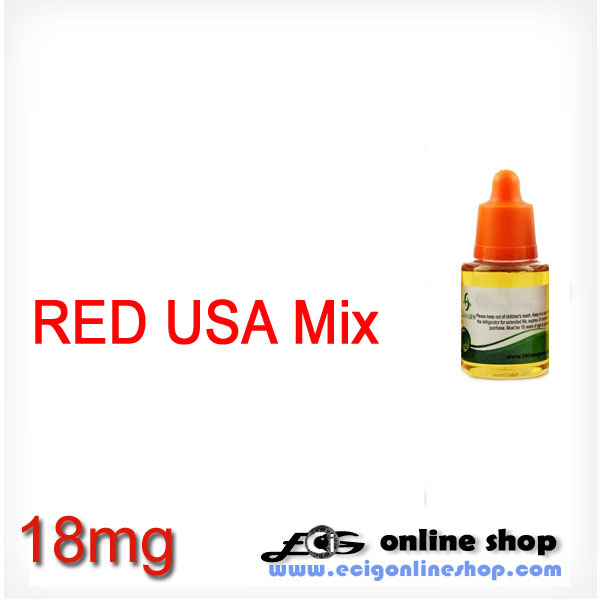 30ml HS e juice,e liquid-Red USA Mix 18mg