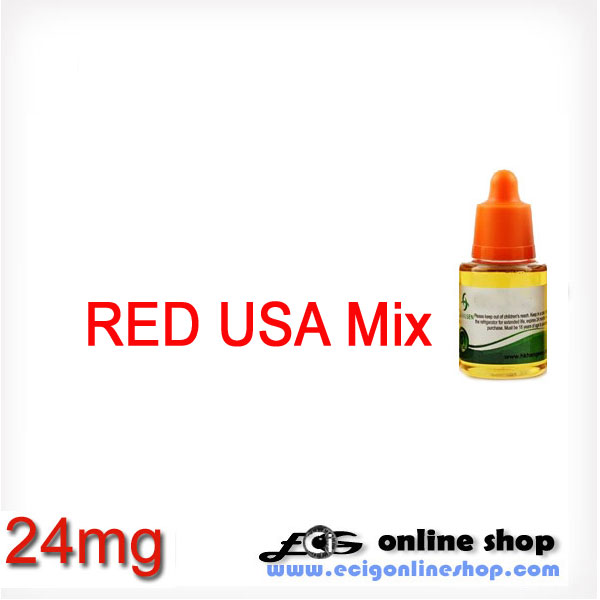 30ml HS e-juice,e-liquid-Red USA Mix 0mg