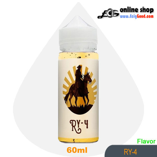 Ted Bacco E-Juice ecig juice-RY-4 60ml