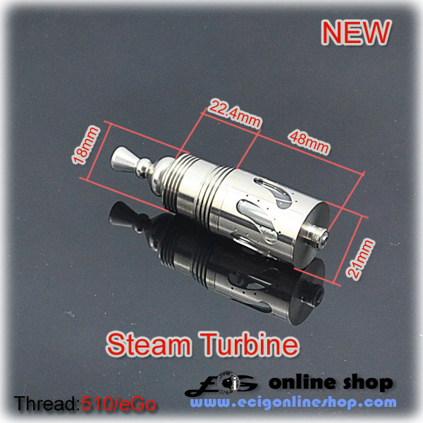 Steam Turbine Atomizer (Clone) Rebuildable Atomizer