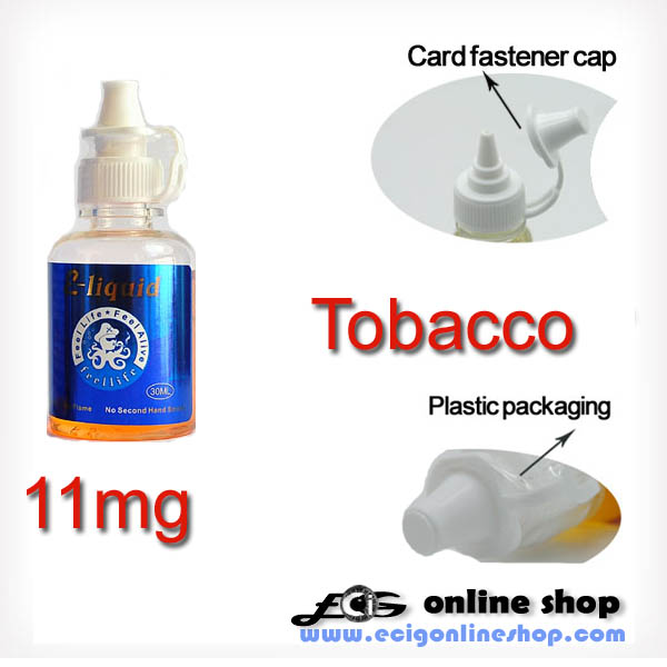 10ml Dekang e-liquid-tobacco11mg