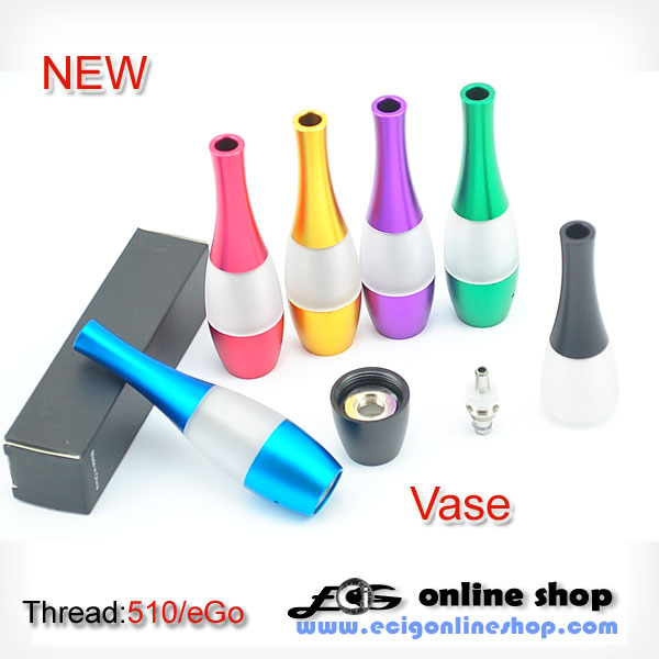 Vase tumbler atomizer Bottom Coil free shipping
