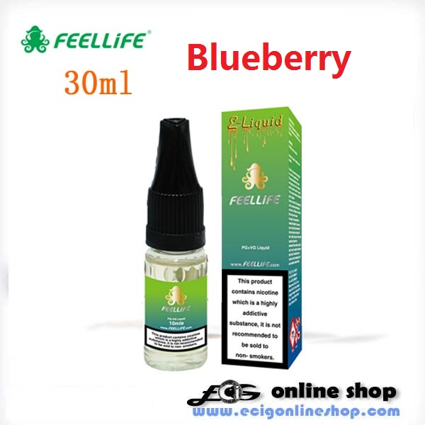 30ml FeelLife e-juice,e-liquid-Blueberry 18mg