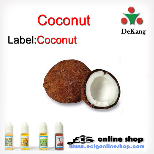10ml Dekang e-juice,e-liquid-coconut 11mg