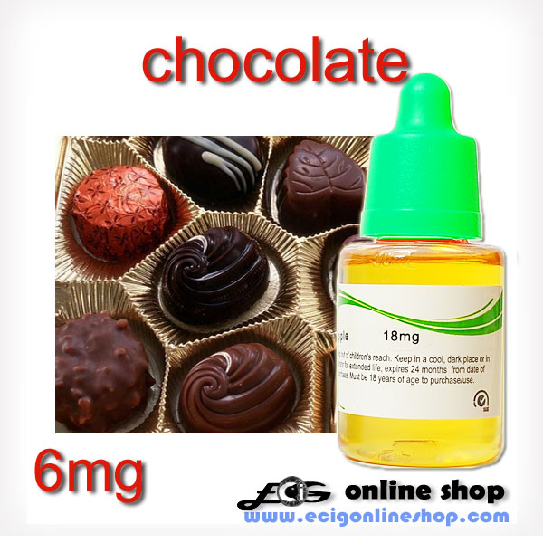 30ml HS e-liquid e-smoke flavor-Chocolate 6mg