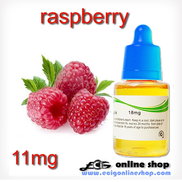 30ml HS e-liquid vapor flavor-Raspberry 11mg