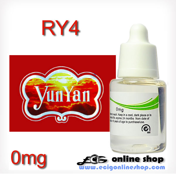 30ml HS e-juice,e-liquid-RY4 0mg