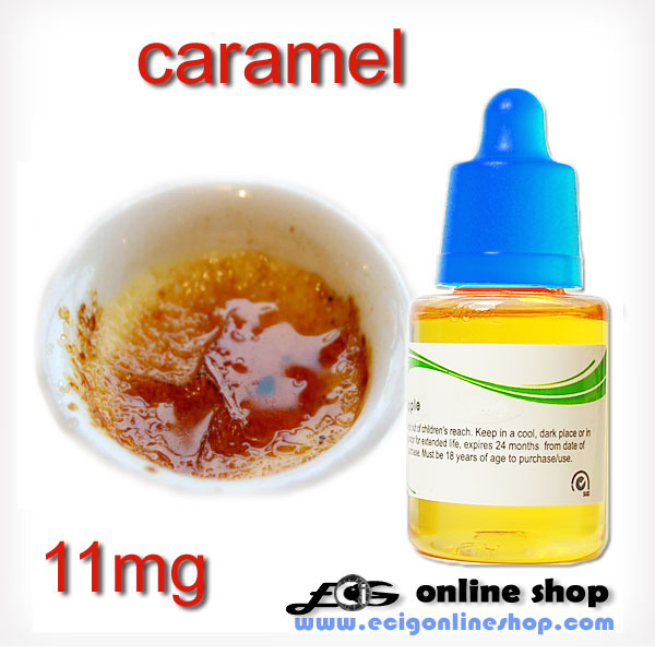 30ml HS e-liquid vapor flavor-Caramel 11mg