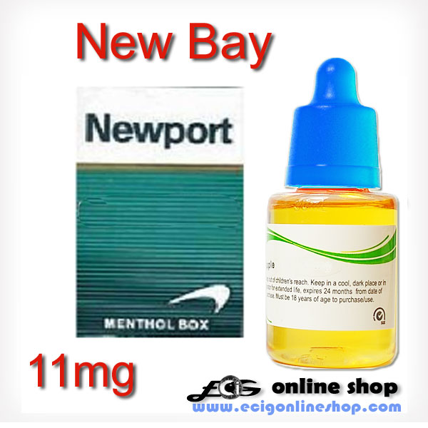 30ml HS e-liquid eliquid flavor-Newport (New Bay/Reno) 0mg
