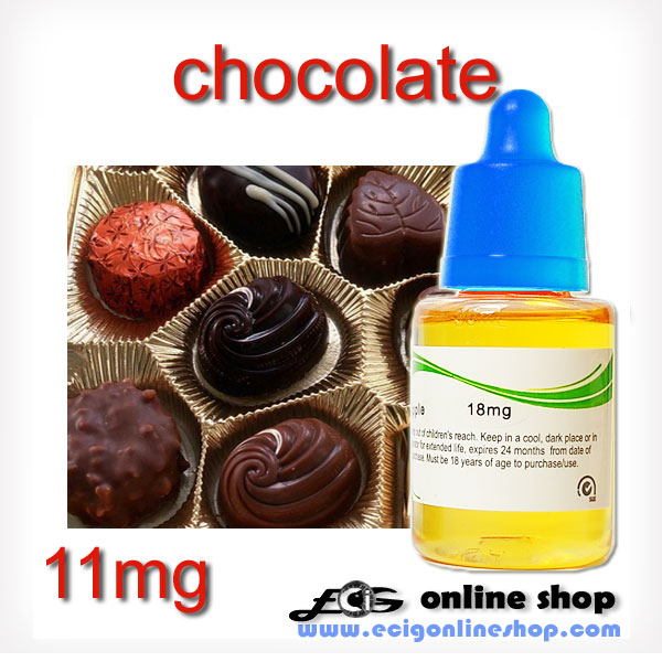 30ml HS e-liquid vapor flavor-Chocolate 11mg