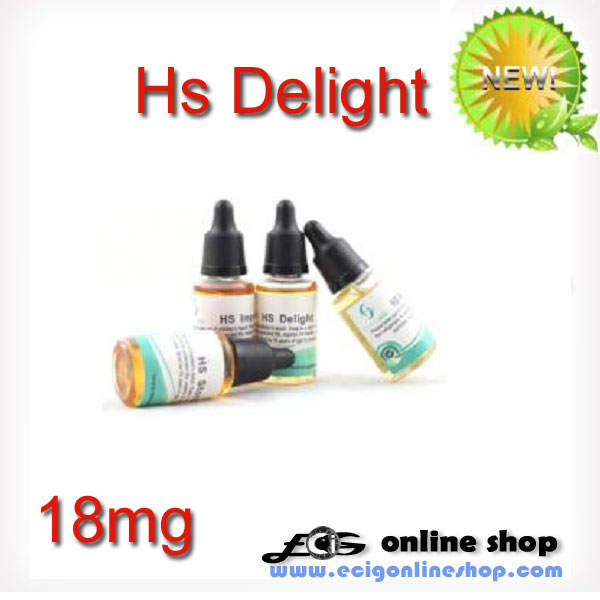 30ml HS e-liquid e-cigarette flavor-HS delight 18mg