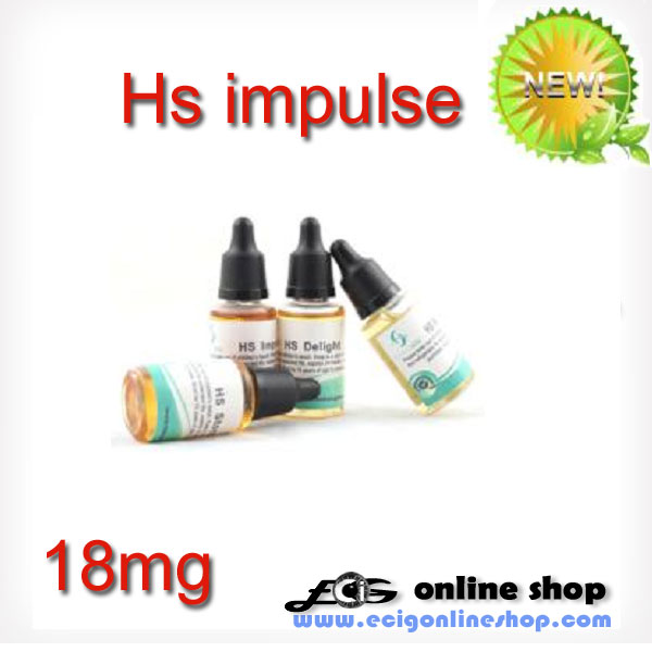 30ml HS e-liquid e-cigarette flavor-HS impulse 18mg