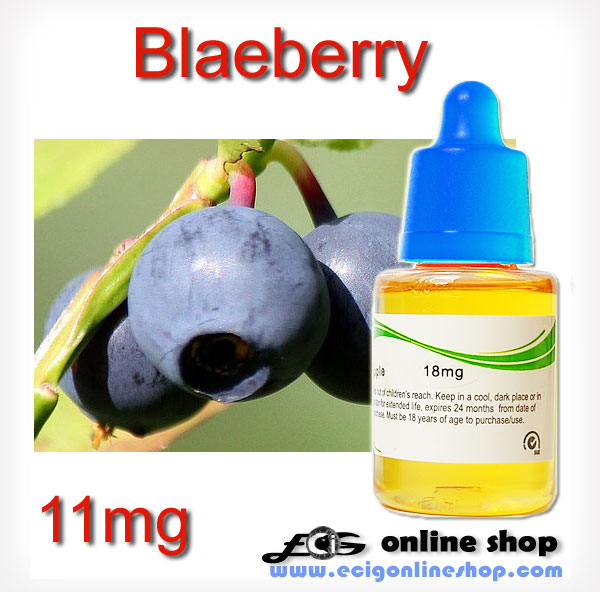 30ml HS e-liquid vapor flavor-Blaeberry 11mg