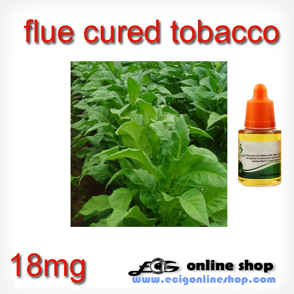 30ml HS e juice,e liquid-flue cured tobacco 18mg