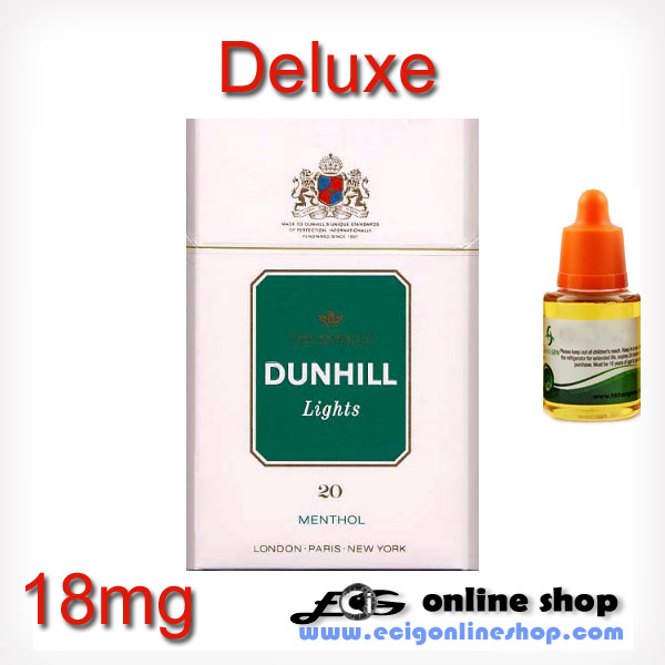 30ml HS e juice,e liquid-dunhill (Deluxe)18mg