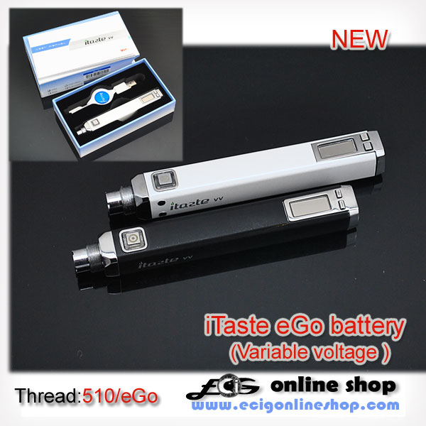 iTaste VV/VW 3.0 battery Variable voltage
