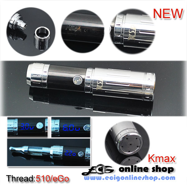E cigarette ksd kmax v v mod variable voltage