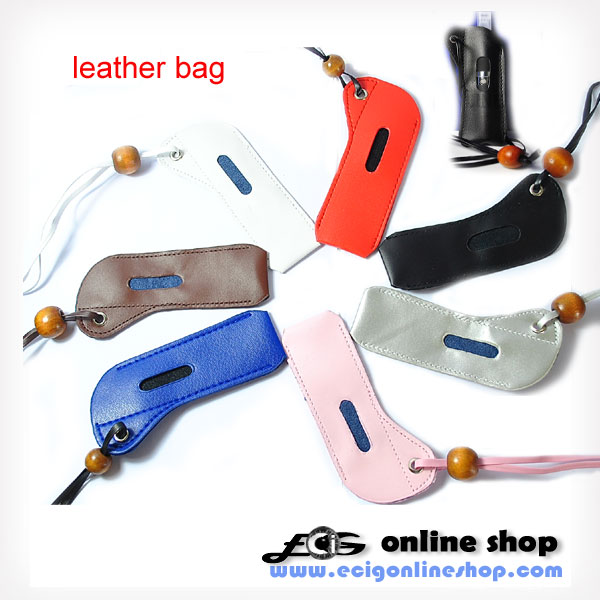 leather bag for ego e cigarette free shipping