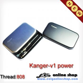 kanger V1 power  charger case  808 thread