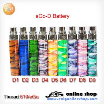 E Cigarette eGo D manual battery  free shipping