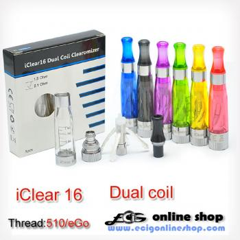 Innokin iClear 16 changeable clearomizer 5pcs