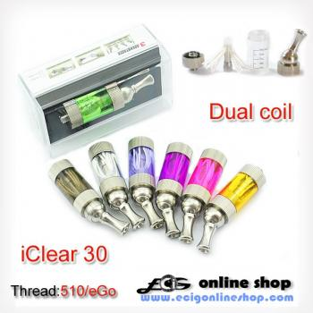 Innokin iClear 30 replacement clearomizer free shipping