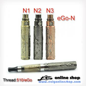Ecig eGo N battery 650mah The statue of liberty design