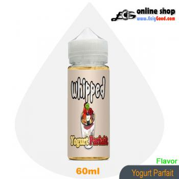 Whipped E-Juice ecig juice-Yogurt Parfait 60ml
