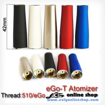 Ego T(tank) Atomizer for ego t/f1(ego w)battery free shipping