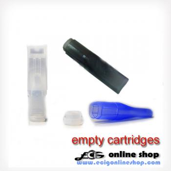 empty cartridges for ego-T/ego-C-black 5pcs