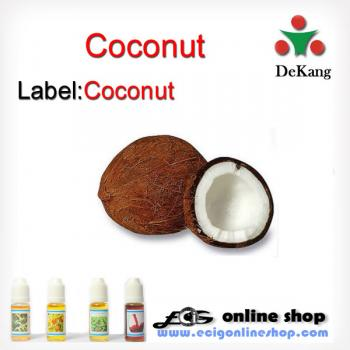 10ml Dekang e-juice,e-liquid-coconut 0mg