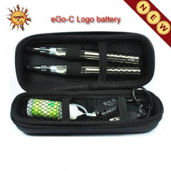 Ecig CE4 Travel KIT eGo-C Manual battery medium case