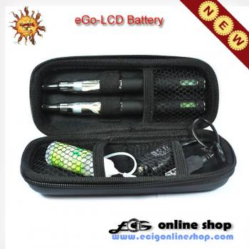 Ecig CE4 Travel KIT LCD Manual battery medium case