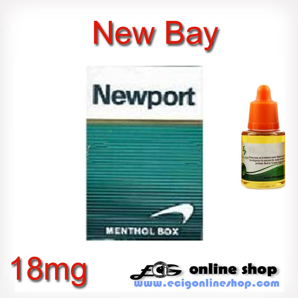 30ml HS E-cigarette liquid-newport (New Bay/Reno)18mg