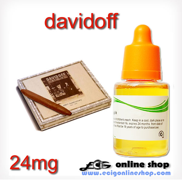 30ml HS e-juice,e-liquid-Davidoff(D'DOFF/DE Tobacco)24mg