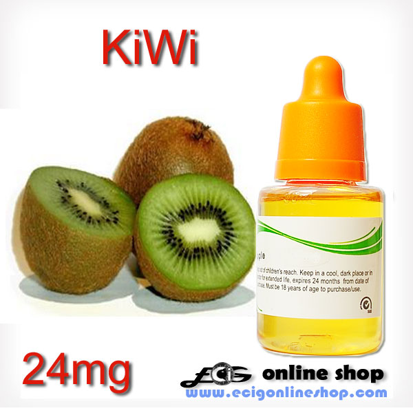 30ml HS E-liquid ecig juice-Kiwi 24mg