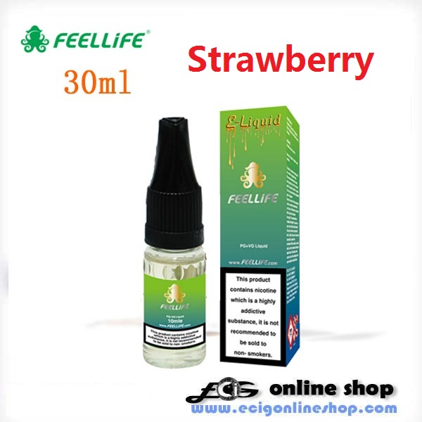 30ml FeelLife e-juice,e-liquid-Strawberry 11mg