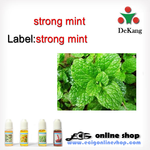 30ml HS E-cigarette liquid-strong mint 11mg