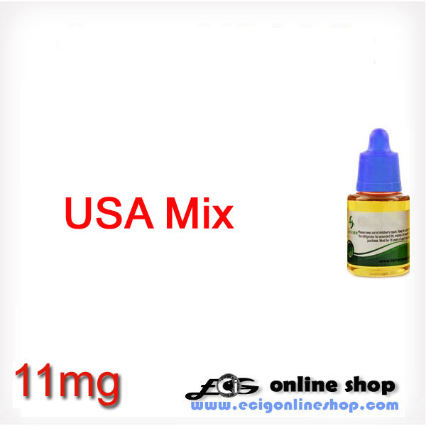 30ml HS e-juice,e-liquid-USA Mix (marl)11mg