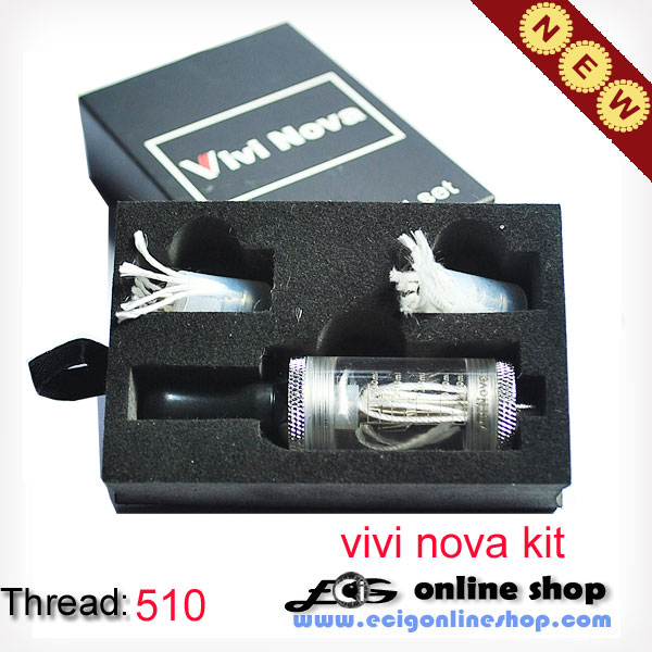 3.5ml Vivi Nova kit clearomizer (detachable coil)